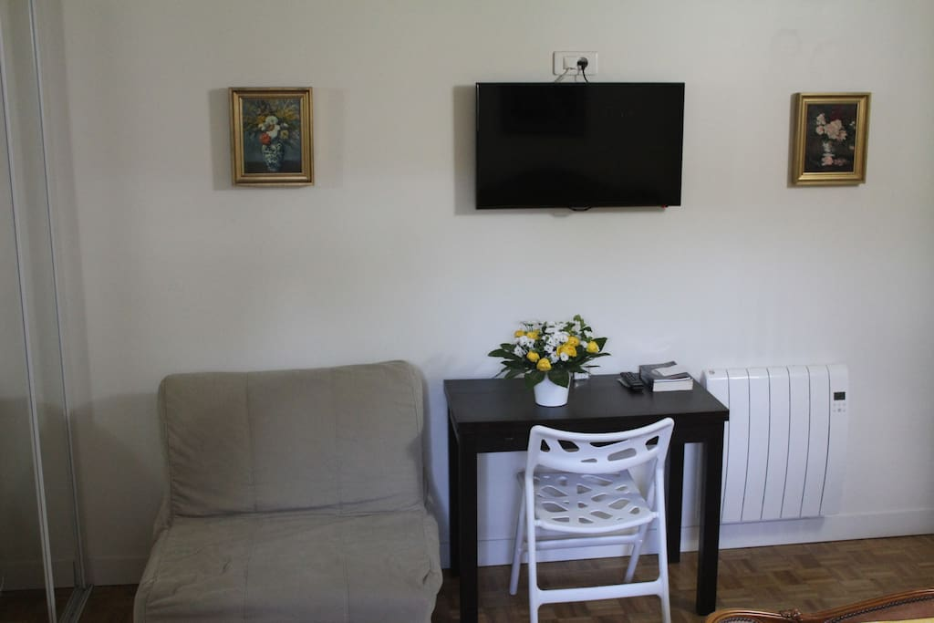 STUDIO PROCHE PARIS ET AEROPORT CDG  Houses for Rent in  ~ Rer B Aulnay Sous Bois