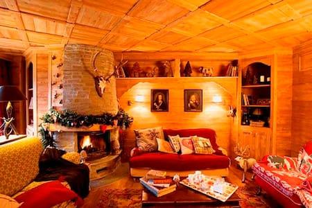 Romantic chalet - Sommerhus/hytte
