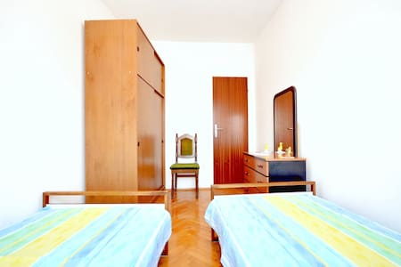 Apartment Tiha Ostojic, Povlja,Brac - Povlja - Lägenhet