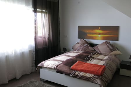 WG2 Penthouse Trier Petrisberg - Apartment