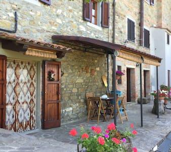 Appartment in Etrusc village - Poggio D'acona - Lägenhet