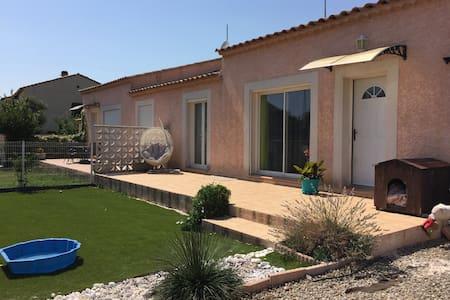 Villa T3 à Fos sur mer 70m2 - Fos-sur-Mer - House