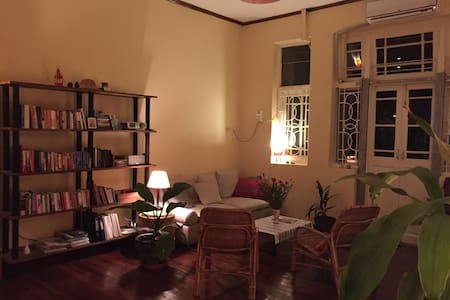 Downtown colonial apartment - Yangon - Lakás
