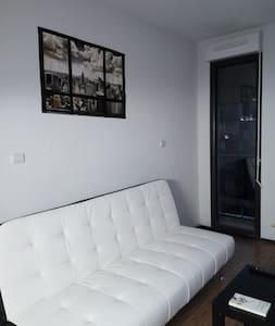 Studio 20m à 8min du centre - Wohnung