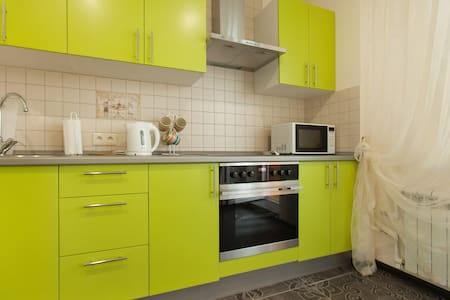 Good location, cleanliness, comfort - Apartment