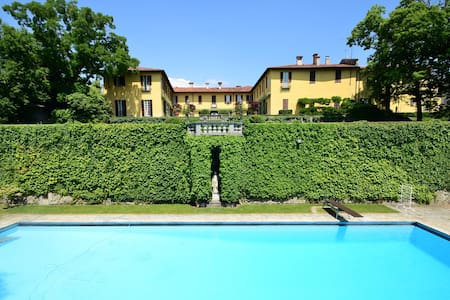 La Vescogna, historic country house - Calco Superiore