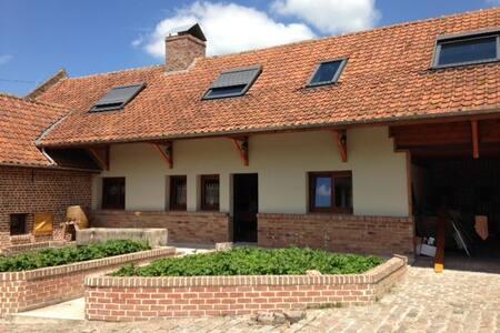 Maintenay au cœur des 7 vallées - Maintenay - House