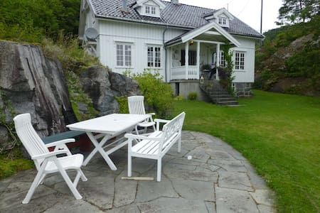 Bergsbygdavn 125  3949 Porsgrunn - Villa