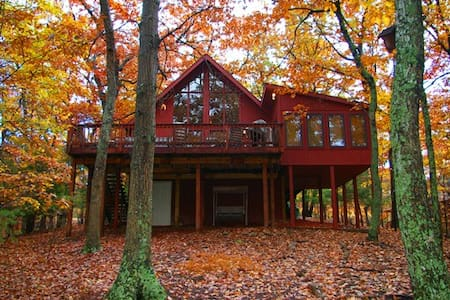 West Virginia Cabin - Hedgesville