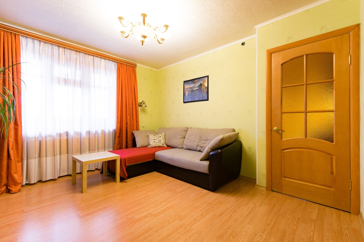 1-комнатная квартира на ул.кирова - apartments for rent in t.