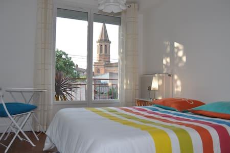 Chambre dans résidence au calme - Montauban - Appartement
