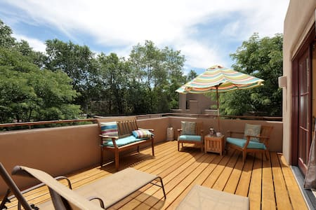 Charming Santa Fe Townhome