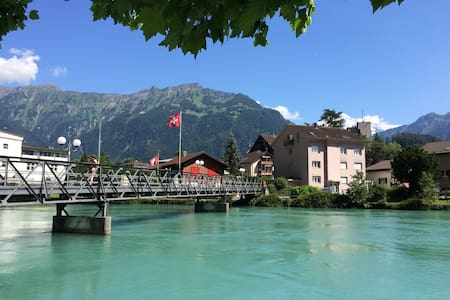 mTs Home-Interlaken Center 2-Room - Appartement