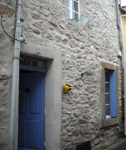 charming stone house - Saint-Pierre-des-Champs - House