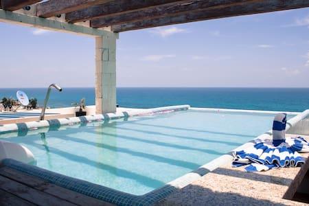 Top Luxury Condo 360 Sea View! - Isla Mujeres - Apartment