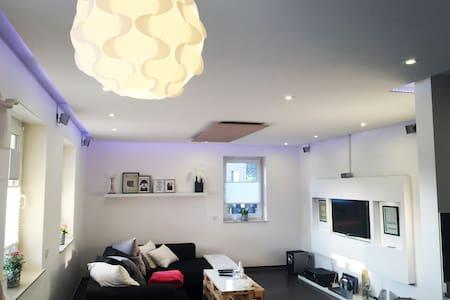 Moderne Wohnung - super Lage - Wohnung