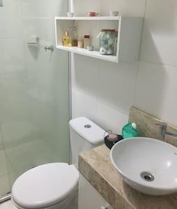 Suíte Belém - Ananindeua - BR - Ananindeua - Apartment