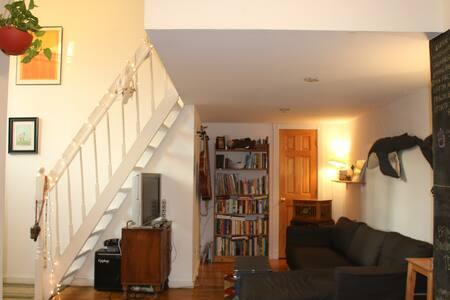 Light-filled Loft Apartment
