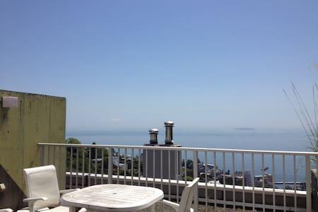 Enjoy the incredible views of Atami