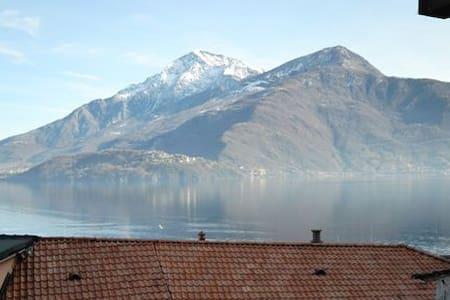 tranquilla mansarda al lago di Como - Dongo