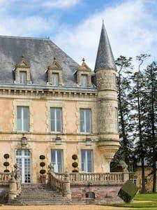 Chateau de la Goujonnerie STDSGL - Loge-Fougereuse - Slot