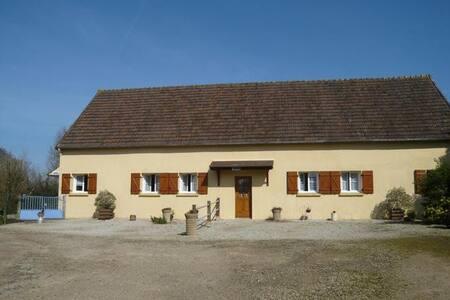 Gîte campagnard dans une ancienne grange (7117) - Haus