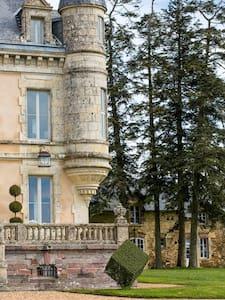 Chateau de la Goujonnerie CDBL - Slott