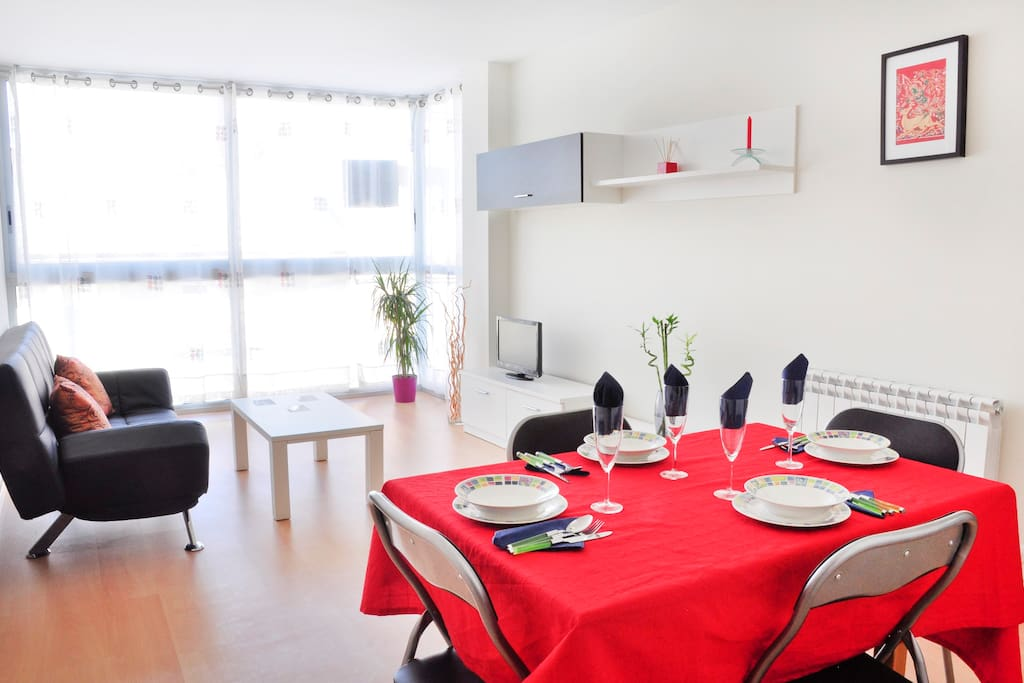 NEW FLAT IN MONTCADA A 3KM FROM BCN
