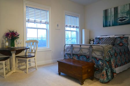 Mtn View Master Suite by Monticello - Charlottesville - Townhouse