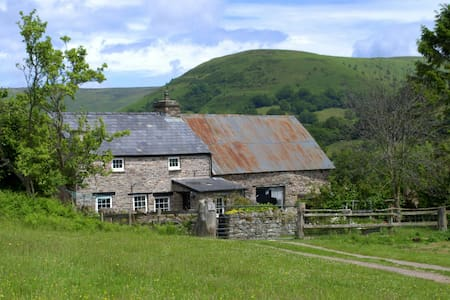 Tredomen Cottage. Llanbedr - House
