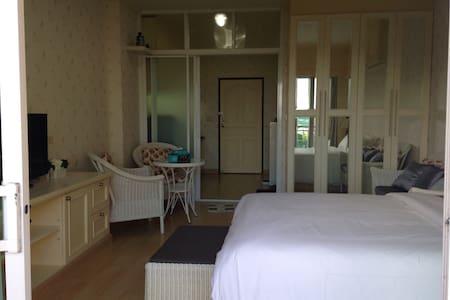Huge Furnished Studio, Phuket Town - Condominium