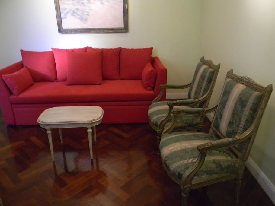 1 Bedroom Apartment in Buenos Aires
