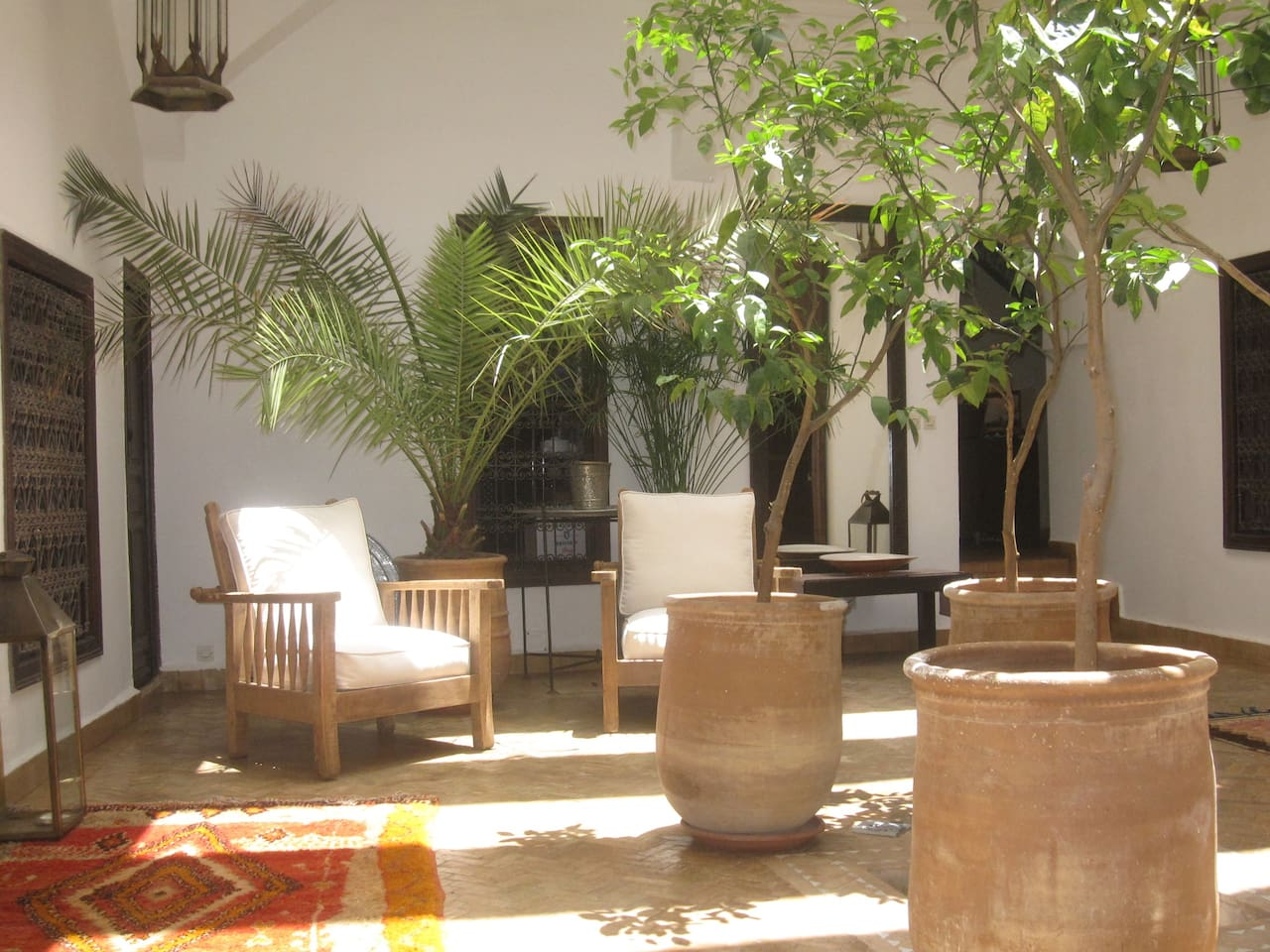 RIAD AZZA MARRAKECH LE PATIO