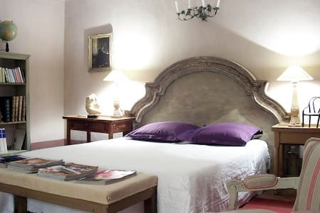 Grande suite TOSCANE - Ortaffa