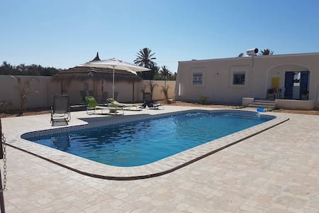 Dar Elyas with private 10m pool not overlooked - Vila