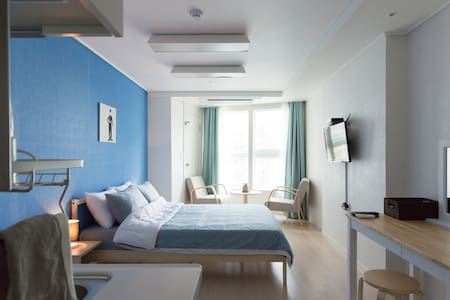 Hotel type residence- sea view