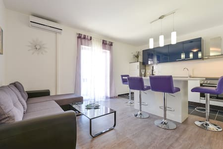 New apartment in center of Zadar