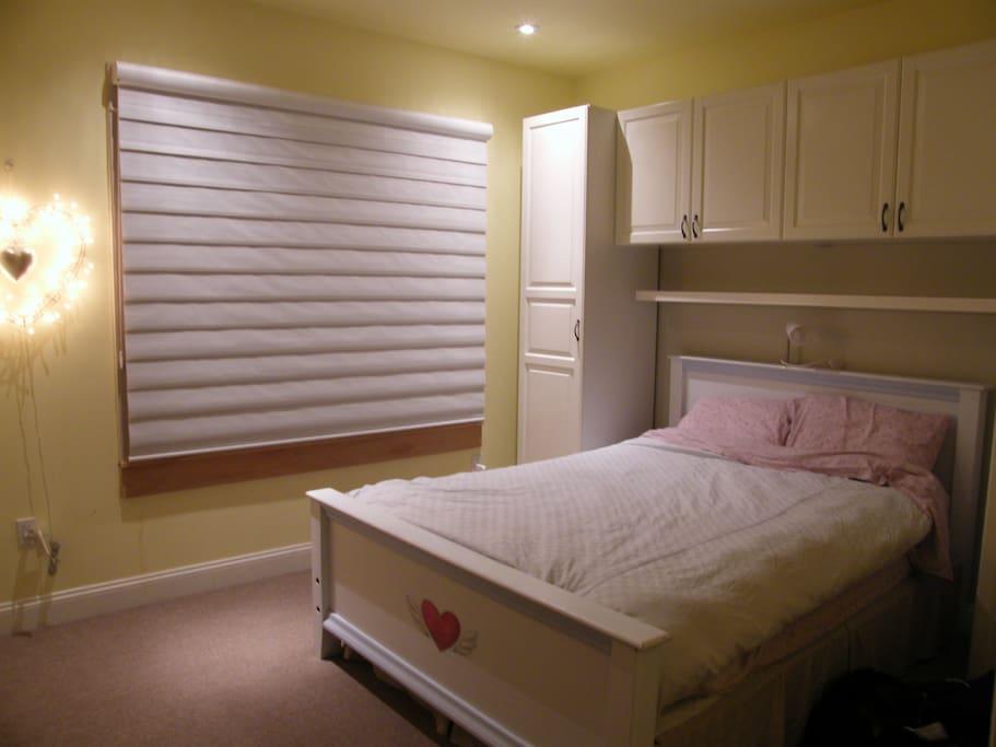 Guest bedroom for rent