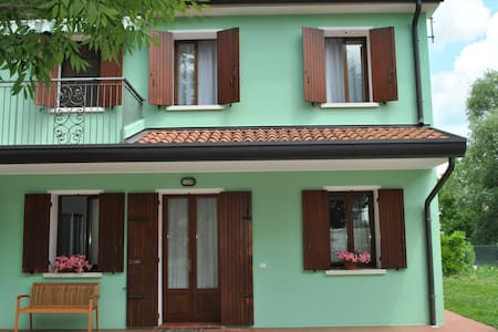 Cozy house : visit Veneto and relax - Preganziol - House