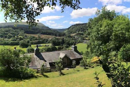 Bryn Teg cottage in Snowdonia - Dolwyddelan