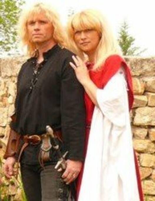 Vos Hôtes Christian et Patricia