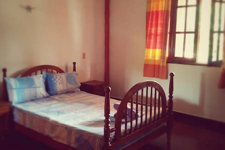 Cozy Double Room w/shared Bathroom - Puerto Escondido - Villa