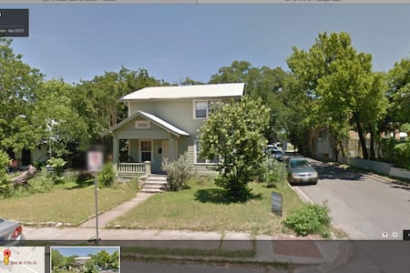 Nice house, 8min away from Downtown