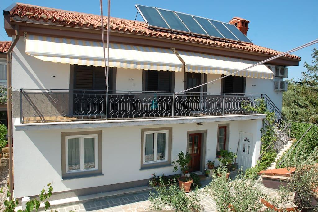 Apartment Janko, Portorož, Slovenia