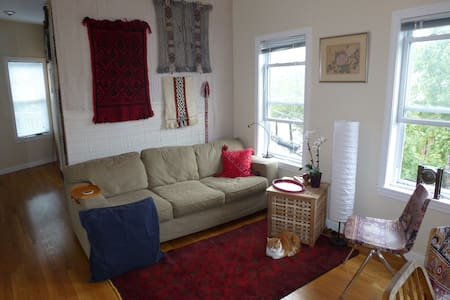 Sunny Centrally Located Single - Apartamento