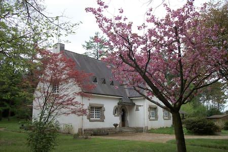 Maison type Bretonne familiale - Dům