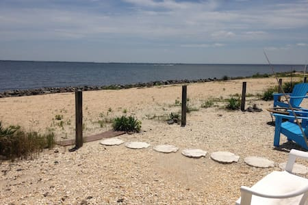 Romantic Barnegat Bayfront Cottage - Lacey Township - House