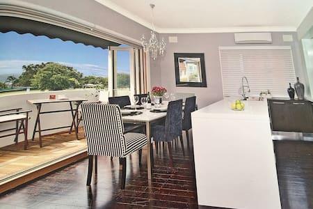 Large, luxury apartment in Vaucluse