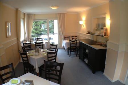 Neues Doppelzimmer Du/WC für 2 Pers - Braunlage - Bed & Breakfast