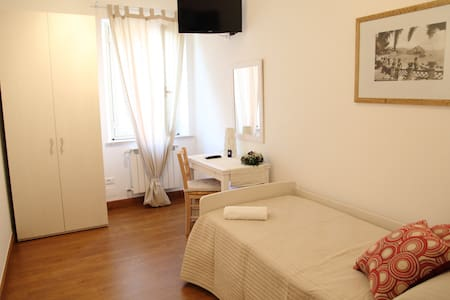 Centrale Camera Singola - Bed & Breakfast